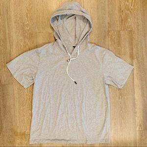 Tops - 🌟2 for $15🌟 Short Sleeve Hoodie